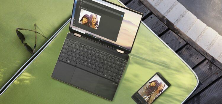 HP Inc. HP Spectre x360 14 : Solusi Para Konten Kreator Dadakan